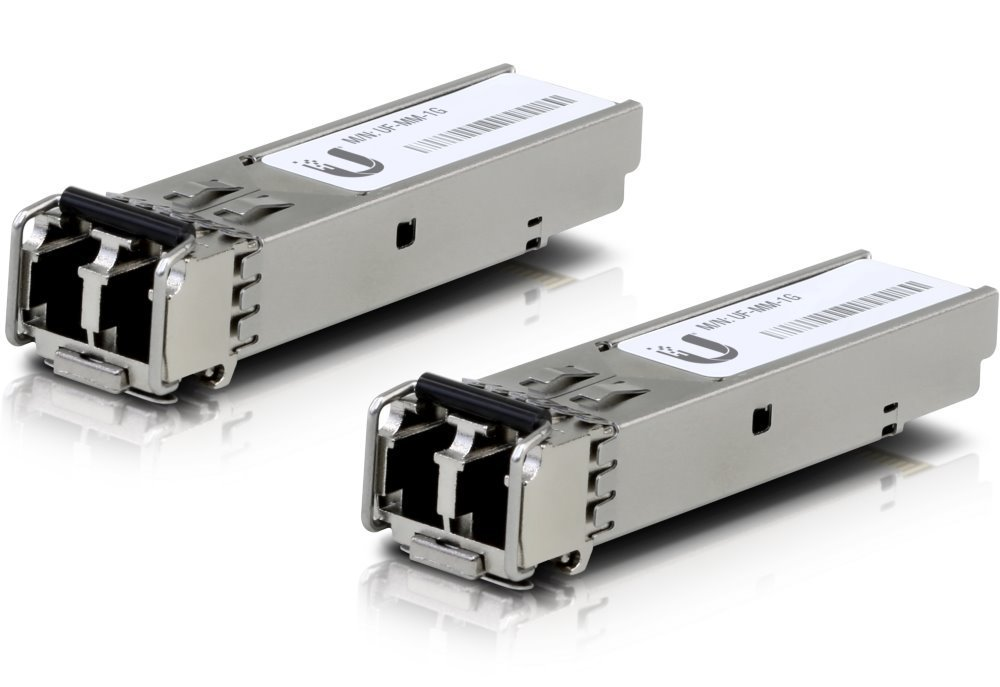 Optický modul UBNT UFiber MM 1Gbit 2ks