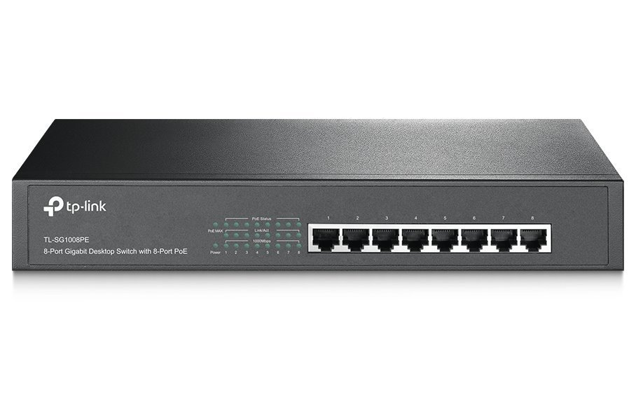 Switch TP-Link TL-SG1008PE