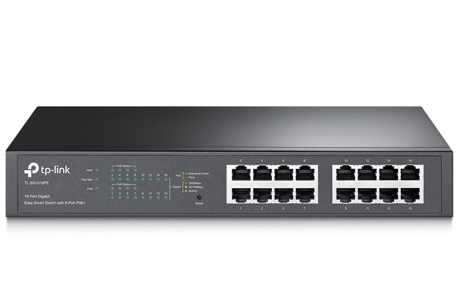 Switch TP-Link TL-SG1016PE