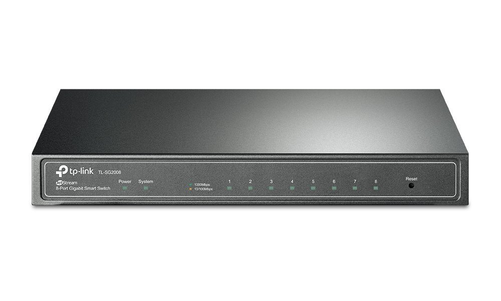 Switch TP-Link T1500G-8T