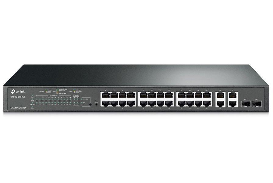 Switch TP-Link T1500-28PCT (TL-SL2428P)
