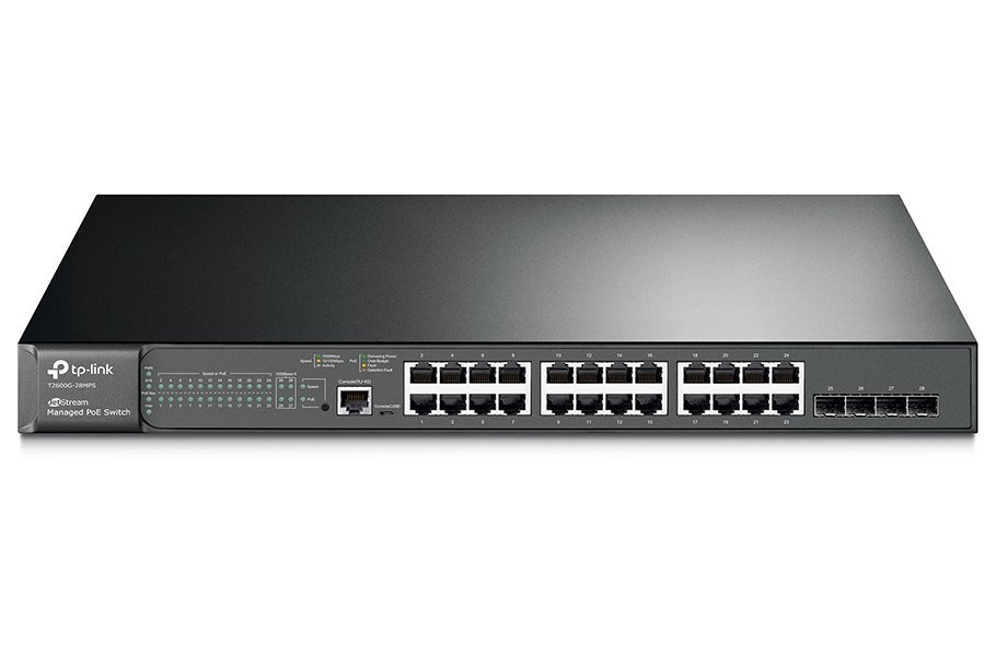 Switch TP-Link T2600G-28MPS