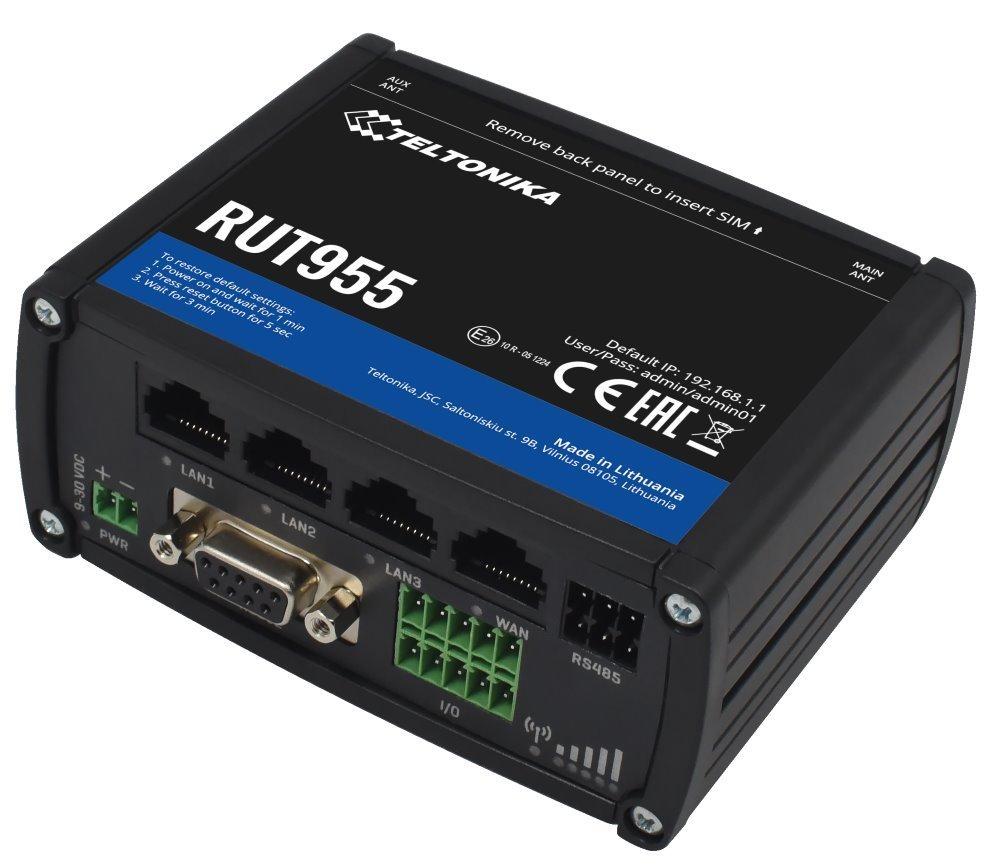 Router Teltonika RUT955