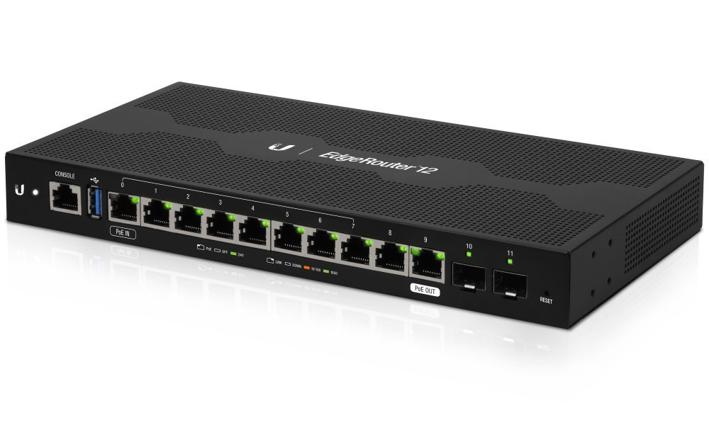 Router UBNT EdgeRouter 12