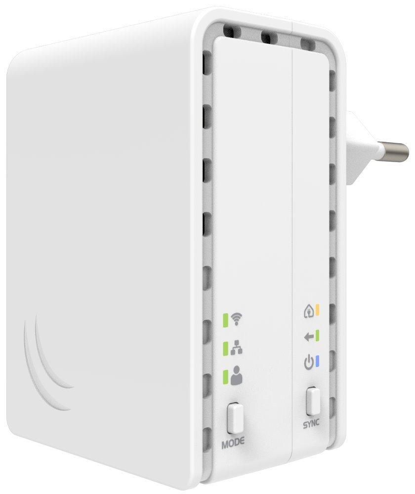 Homeplug MikroTik pWR-Line AP