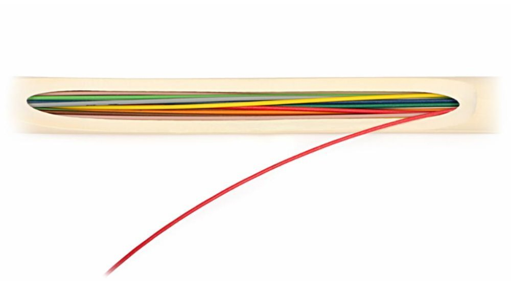 Optický kabel Prysmian 12DROP09-G65716