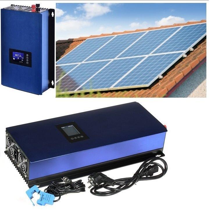 Solarní elektrárna GWL/POWER GridFree 2000