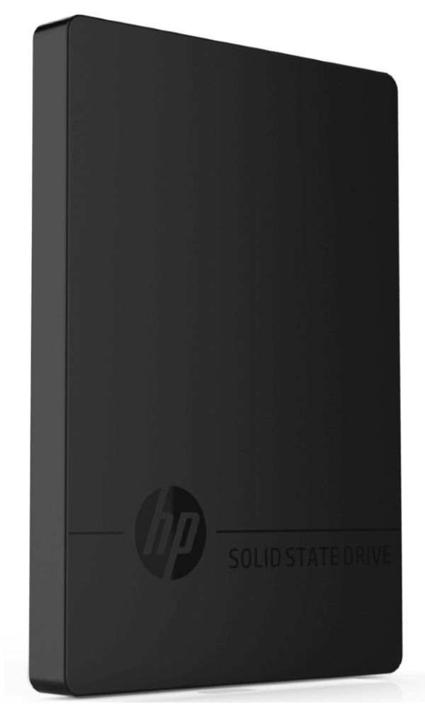 HP Portable SSD P600 250GB / External / USB Type-C / black