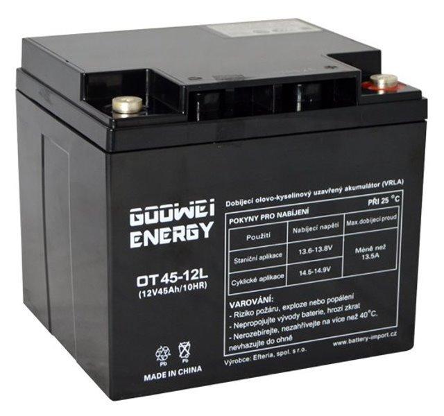 Baterie GOOWEI ENERGY OTL45-12