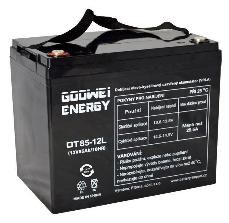 Baterie GOOWEI ENERGY OTL85-12