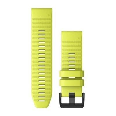 Garmin řemínek pro fenix6X QuickFit 26 žlutý