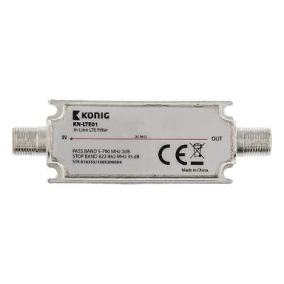 LTE filtr König pro omezení signálu LTE