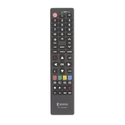 Dálkový ovladač König pro televize Panasonic