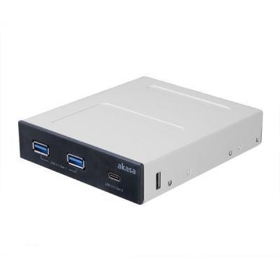USB Hub Akasa AK-ICR-32