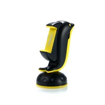 Držák REMAX Dolphin RM-C20 černo-žlutý