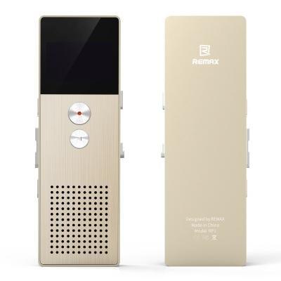 Diktafon REMAX RP1 zlatý