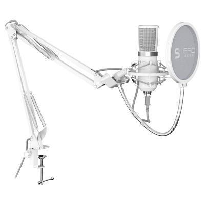 SPC Gear SM950 Onyx White