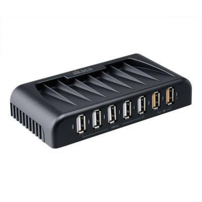 USB Hub Akasa AK-HB-12BKCM