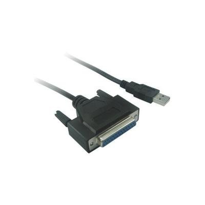 Kabel PremiumCord USB 2.0 na LPT