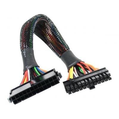 Kabel Akasa 30cm 24Pin(M) to 20+4Pin(F) 30cm