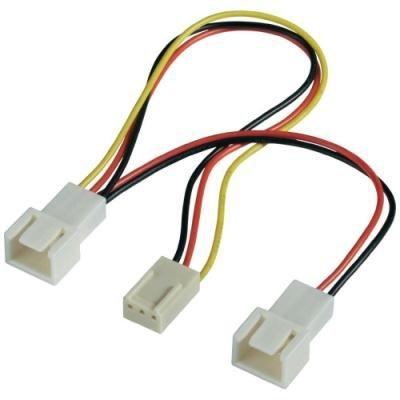 Kabel Akasa rozdvojka konektoru DMI 27cm