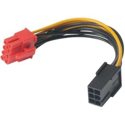 Kabel Akasa PCIe na PCIe 2.0 10cm