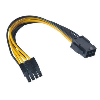 Kabel Akasa PCIe 6-pin na 8-pin ATX12V