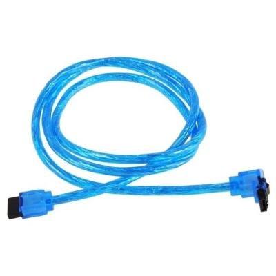 Kabel Akasa 7-pin SATA na 7-pin SATA UV 100cm