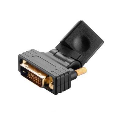 Redukce Akasa DVI-D na HDMI 360°