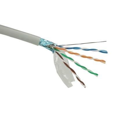 Síťový kabel Solarix FTP cat.5e, 305m