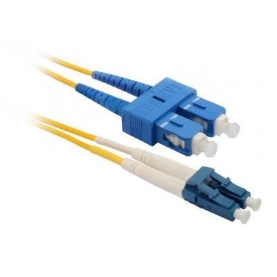 Patch kabel Solarix 9/125 LCupc/SCupc SM OS 2m
