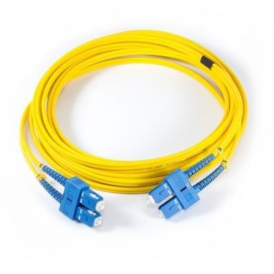 Patch kabel Solarix 9/125 SCupc/SCupc SM OS 1m