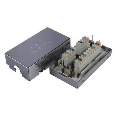 Spojovací box CAT5E STP 8p8c LSA+/Krone, Solarix