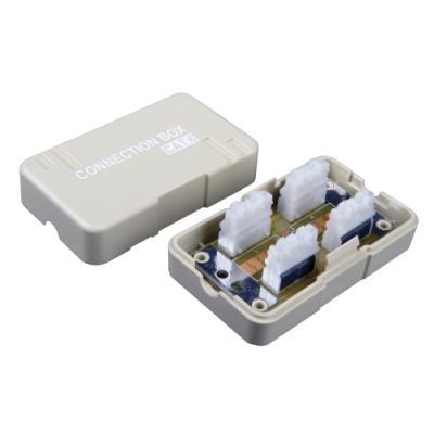 Spojovací box Solarix CAT6 UTP 8p8c LSA+/Krone