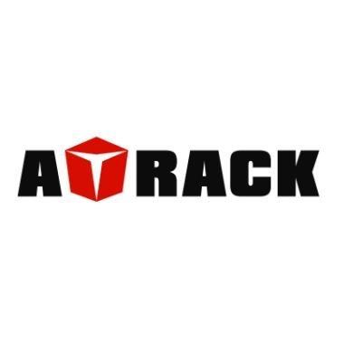 "Solarix Atrack 19"" vyvaz. panel 1U jednostranná plast. lišta BK CMP4"