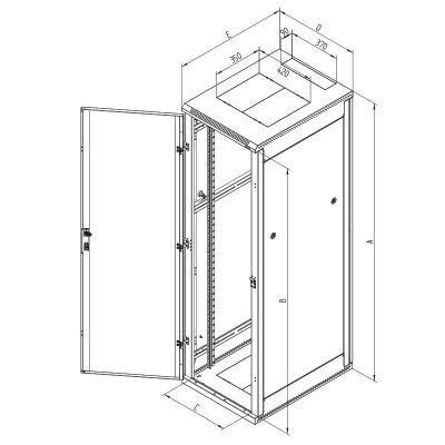 Dveře Triton 15U