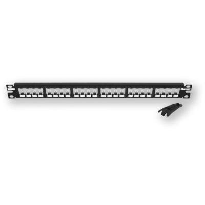 Patch panel Panduit CP24BLY 24 portů