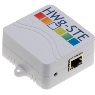 Ethernet teploměr HWg STE bílý