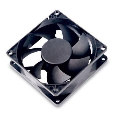 AKASA ventilátor 9,2cm / DFS922512L / 3pin / černý