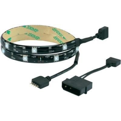 LED pásek Akasa Vegas 60cm modrý