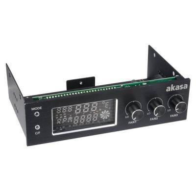 Kontrolní panel Akasa AK-FC-07BK