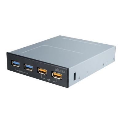 USB Hub Akasa AK-ICR-25
