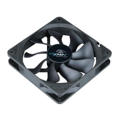 Ventilátor Akasa Viper Black 120mm
