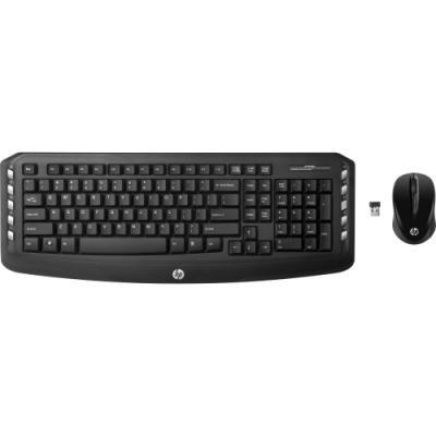 Set klávesnice a myši HP LV290AA