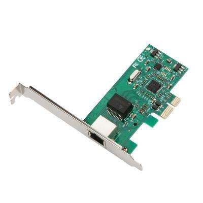 i-tec PCI-Express síťový adaptér/ Gigabit Ethernet Card 1000/100/10MBps/ včetně Low Profile