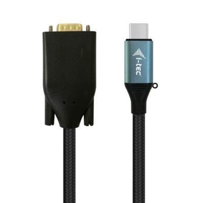 Kabel I-TEC USB typ C na VGA (D-SUB)