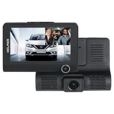 Digitální kamera Helmer Carcam Triple HD