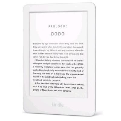 AMAZON e-book reader Kindle TOUCH 2019/ 6