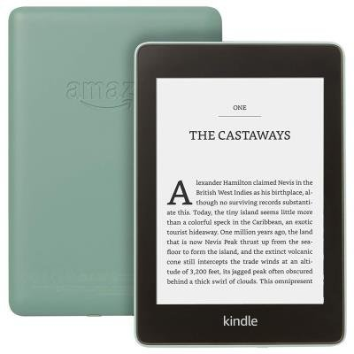 Amazon Kindle PAPERWHITE 4 zelená
