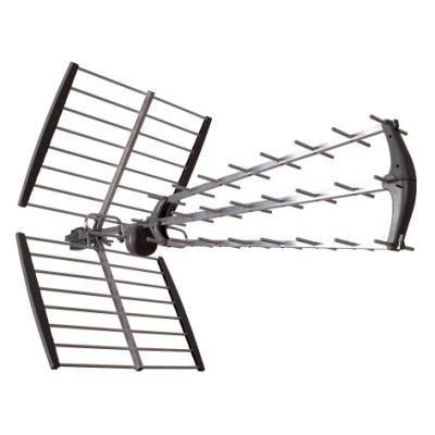 TESLA venkovní anténa TE-346/ příjem DVB-T/T2 signálu/ potačuje LTE/ frekvenční rozsah 470-790 MHz/ zisk 17 dBi